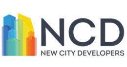 Логотип будівельної компанії New City Developers