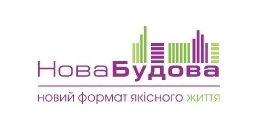 Логотип строительной компании Нова Будова