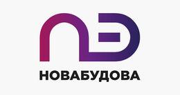 Логотип будівельної компанії «НоваБудова»