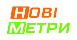 Логотип строительной компании Новые Метры