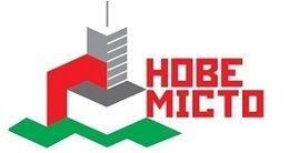 Логотип строительной компании Новый город
