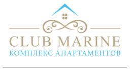 Логотип будівельної компанії ОК Граніт