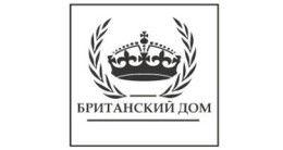 Логотип будівельної компанії ОК ЖБК Британський дім