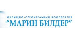 Логотип будівельної компанії ОК ЖБК Марін-Білдер-Київ