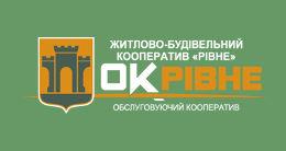 Логотип будівельної компанії ОК ЖБК Рівне