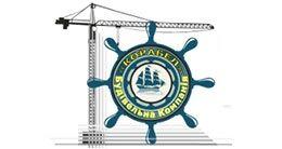 Логотип будівельної компанії ООО БК Корабел