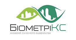 Логотип строительной компании ООО Биометрикс Украина
