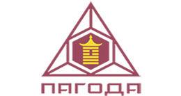 Логотип строительной компании ООО «Финансово-строительная компания «Пагода»