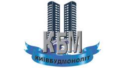 Логотип строительной компании ООО Киевбудмонолит