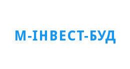 Логотип строительной компании ООО М-ИНВЕСТ-БУД