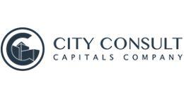 Логотип строительной компании ООО Ситиконсал Кепиталс Компани