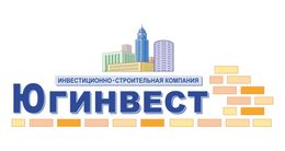 Логотип строительной компании ООО «Югинвест»