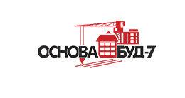 Логотип строительной компании ОСНОВА-БУД 7