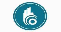 Логотип будівельної компанії Одесабуд