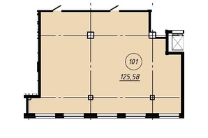 Офис-центр Бизнес сити, р‑нЦентр, ул. Киевская, 40, Житомир