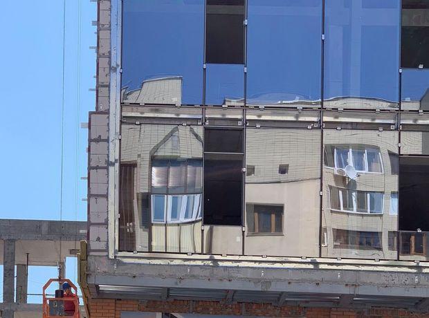 Офис-центр Smart Hub Obolon ход строительства фото 193094