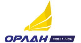 Логотип будівельної компанії Орлан Інвест