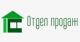 Логотип строительной компании Отдел продаж КГ у Сокольниках