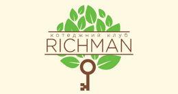 Логотип строительной компании Отдел продаж КК RICHMAN