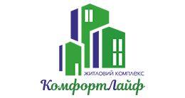 Логотип строительной компании Отдел продаж «КомфортЛайф»