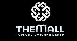 Логотип строительной компании Отдел продаж «The Mall»
