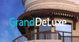 Логотип строительной компании Отдел продаж  ЖК «Grand DeLuxe»