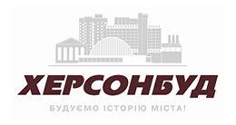 Логотип строительной компании ПАО Херсонбуд