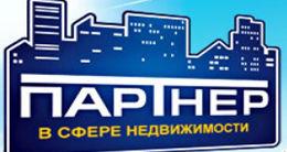 Логотип будівельної компанії Партнер
