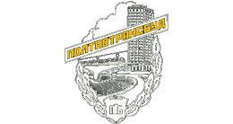 Логотип будівельної компанії Полтавтансбуд
