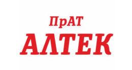 Логотип строительной компании ПрАТ Алтек