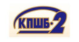Логотип будівельної компанії ПрАТ КПШБ-2