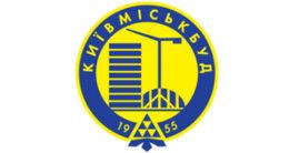Логотип будівельної компанії ПрАТ ХК Київміськбуд