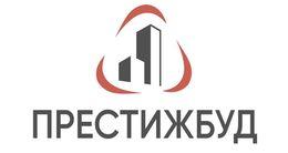 Логотип будівельної компанії ПрестижБуд