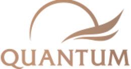 Логотип будівельної компанії Quantum (Квантум)