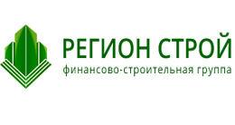 Логотип строительной компании РЕГИОН СТРОЙ
