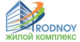Логотип будівельної компанії Рідний