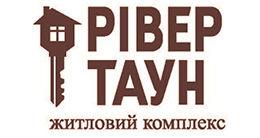 Логотип будівельної компанії Рівер Таун