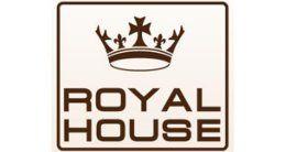 Логотип строительной компании Royal House  (Роял Хауз)