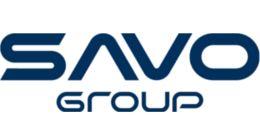 Логотип будівельної компанії SAVO Group