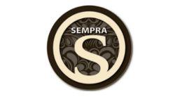 Логотип строительной компании Sempra (Семпра)