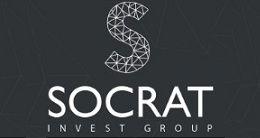 Логотип строительной компании Socrat Invest Group