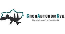 Логотип будівельної компанії СпецАвтономБуд