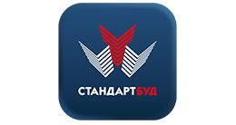 Логотип строительной компании Стандарт Строй Полтава