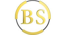 Логотип строительной компании Строительная компания Business style