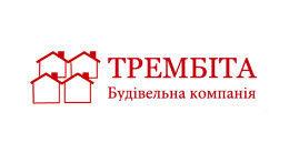 Логотип строительной компании Строительная компания Трембита