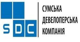 Логотип строительной компании Сумская девелоперская компания