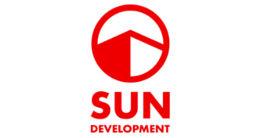 Логотип строительной компании Sun Development