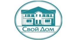 Логотип строительной компании Свой дом