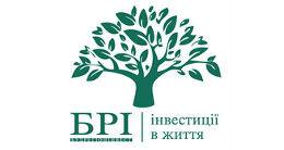 Логотип будівельної компанії ТОВ Будрегионінвест