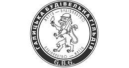 Логотип будівельної компанії ТОВ «Галицька Будівельна Гільдія»
